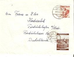 Austria Brief 9/XI/1951  D1220 - 1945-.... 2. Republik