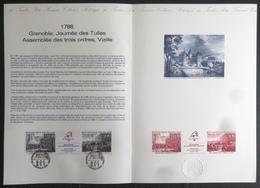 France - Document Philatélique - FDC - Premier Jour - YT N° 2537 Et 2738 - Revolution - 1988 - FDC