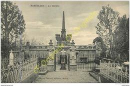 08. BAZEILLES .  La Crypte . - France