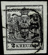 """Nr. 2 Y, Klar """" PRAG """",    A3387 - 1850-1918 Imperium"""