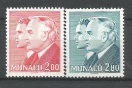MONACO ANNEE 1983 N°1374 1375 NEUFS** NMH - Ongebruikt