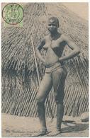 NU Ethnique - Sénégal,  Jeune Fille Cérère None - Fortier, Dakar - Afrique Du Sud, Est, Ouest