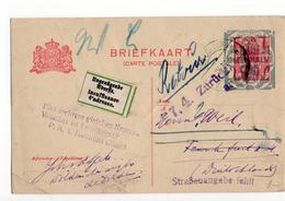 Den Dolder Langebalk - 1922 - Marcophilie