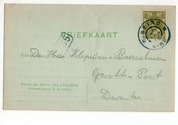 Heino Grootrond - 1917 - Marcophilie