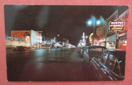 Night View Minnesota Avenue  Chevy Car Dealer  Kansas City – Kansas  Ref 3944 - Kansas City – Kansas