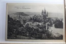 AK Limburg An Der Lahn Blick V. Cahensly-Pavillon Feldpost 1917 Gebraucht #PG352 - Allemagne