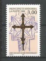 ANDORRE ANDORRA ANNEE 1996 N°474 NEUF** NMH - Ongebruikt