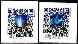 Europa Cept - 2012 - Island, Iceland *Self_Adhesive - (Visit) ** MNH - 2012