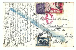 PORTUGAL 1943: CP Censure Allemande Pour La Suisse - 1910-... Republiek