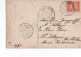 Ransdorp Langebalk Helder 2 - 1910 - Marcophilie