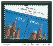 POLAND 1997 MICHEL No: 3677 USED /zx/ - 1944-.... Republik