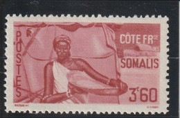 COTE FRANCAISE DES SOMALIS   Femme Somali  N° 275 * - Nuovi