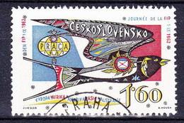 Tchécoslovaquie 1962 Mi 1361 (Yv 1235), Obliteré - Gebraucht