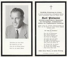 Karl Bielmeier-pachter Vluchthavenhotel Innsbruck-tragisch Vliegongeluk - Devotion Images