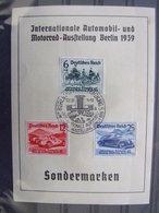 DR - Michel 686-688 Auf Sonderkarte - Allemagne