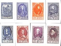 Lot 12 Cartes - Série Timbres Tout Et Tassis (Musée Des Postes) - Poste & Facteurs