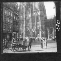 Voyage à Cologne, Allemagne 1928 , Photo - Glass Slides