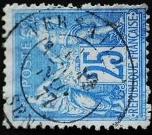 -Sage N°78 Type LI.(CAD) O VERSAILLES NOV 1877. - 1876-1898 Sage (Type II)