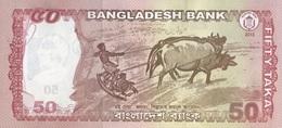 Bangladesh P.56c   50 Taka 2013 Unc - Bangladesh