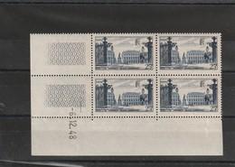 France Coin Daté Du N° 822  ** Sans Charniere De 1948 - Dated Corners