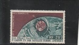 COTE FRANCAISE DES SOMALIS  P A  N°33 * - Unused Stamps