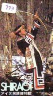 Sport - TIR À L'ARC Handboogschieten ARCHERY Bogenschießen TIRO AL ARCO Carte (773) - Sport