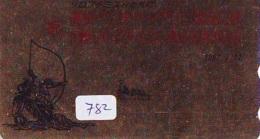 Sport - TIR À L'ARC Handboogschieten ARCHERY Bogenschießen TIRO AL ARCO Carte (782) - Sport
