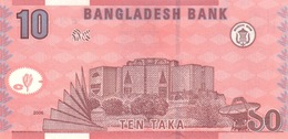 Bangladesh P.39a  10 Taka 2006 Unc - Bangladesh