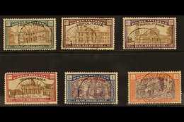 TRIPOLITANIA 1925 Holy Year Complete Set (Sass S. 6, SG 17/22), Very Fine Used. (6 Stamps) For More Images, Please Visit - Unclassified