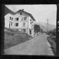 Hotel Belvédère Haute-Savoie , Chamonix, Mont-Blanc, Annecy Et Environs ,  Années 1925-26 - Professions