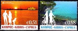 Europa Cept - 2012 - Cyprus, Zypren - (Visit) ** MNH - 2012