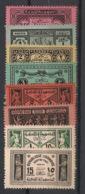 Grand Liban - 1931-40 - Taxe TT N°Yv. 29 à 36 - Série Complète - Neuf Luxe** / MNH / Postfrisch - Great Lebanon (1924-1945)