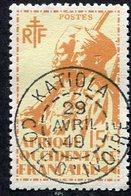 Colonie Française, Afrique Occidentale (AOF) N°21 Oblitéré, Cachet Exceptionnel - Used Stamps