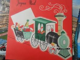Train Christmas Joyeux Noel - Noël
