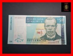 MALAWI 50 Kwacha 31.10.2005  P. 53 A  UNC - Malawi
