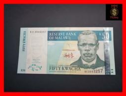 MALAWI 50 Kwacha 31.10.2006  P. 53 B  UNC - Malawi