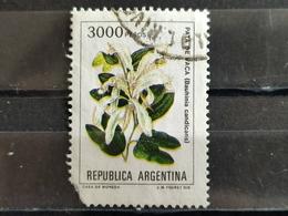1982, ARGENTINA, Fiori - Argentina