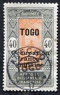 Colonie Française, Togo N°94 Oblitéré, Cachet Exceptionnel - Oblitérés