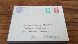 LOT 496716 TIMBRE DE FRANCE OBLITERE FAUX AYANT CIRCULE BLOC - Documentos Del Correo