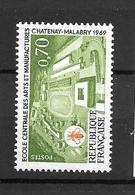 1969-Chatenay Malabry/YT 1614/neuf ** - Nuovi