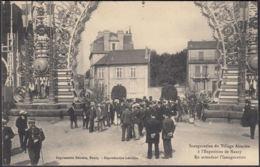 CPA Nancy Exposition Inauguration Du Village Alsacien, Non Circulé - Nancy