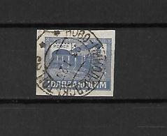 URSS - 1922 - N. 186 USATO (CATALOGO UNIFICATO) - 1917-1923 Republic & Soviet Republic