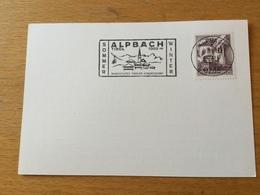 FL3527 Österreich 1968 Sst. Alpbach - 1945-.... 2ème République