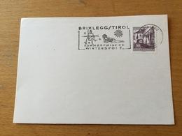 FL3527 Österreich 1966 Sst. Brixlegg Tirol - 1945-.... 2ème République