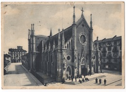 Cartolina - Postcard, Viaggiata (Sent), Torino, Parrocchia Di Santa Giulia (gran Formato) - Churches