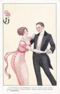 COUPLE QUI DANSE - L' URODONAL. MA SIATIQUE QUI M 'ENPECHAIT........... (lot Pat 103/03) - Publicité