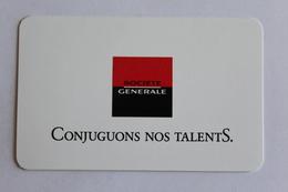 Petit Calendier 1991  Societe Generale - Calendriers