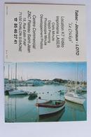 Petit Calendier 1991 Offert Par  Tabac Journaux Loto Le Cricket Chalon Sur Saone - Calendriers