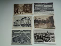 Lot De 60 Cartes Postales D' Allemagne Deutschland     Lot Van 60 Postkaarten Van Duitsland - 60 Scans - Cartes Postales