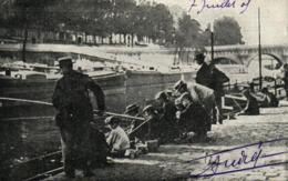 75 - Seine - Paris - Pêcheurs Parisiens - D 7041 - Other